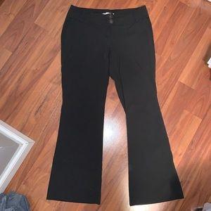 Dynamite wide leg dress pants